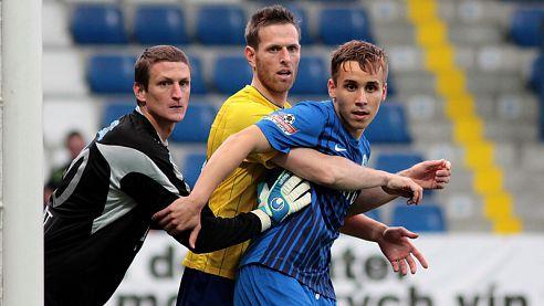 Liberec udělal další důležitý krok k pohárům, Teplice porazil 3:1