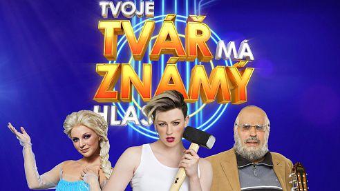 TV Nova připravuje v O2 areně živé koncerty show Tvoje tvář má známý hlas