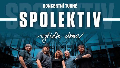 Vyřiďte doma, že SPOLEKTIV vydává třetí album. Turné zahájí vČeských Budějovicích