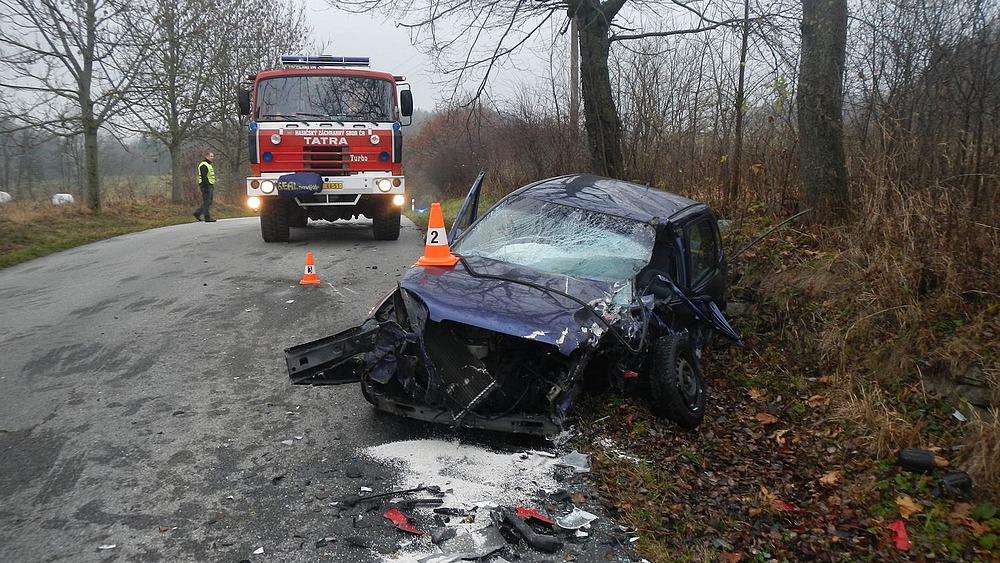 Dopravní nehoda dnes jihočeský kraj