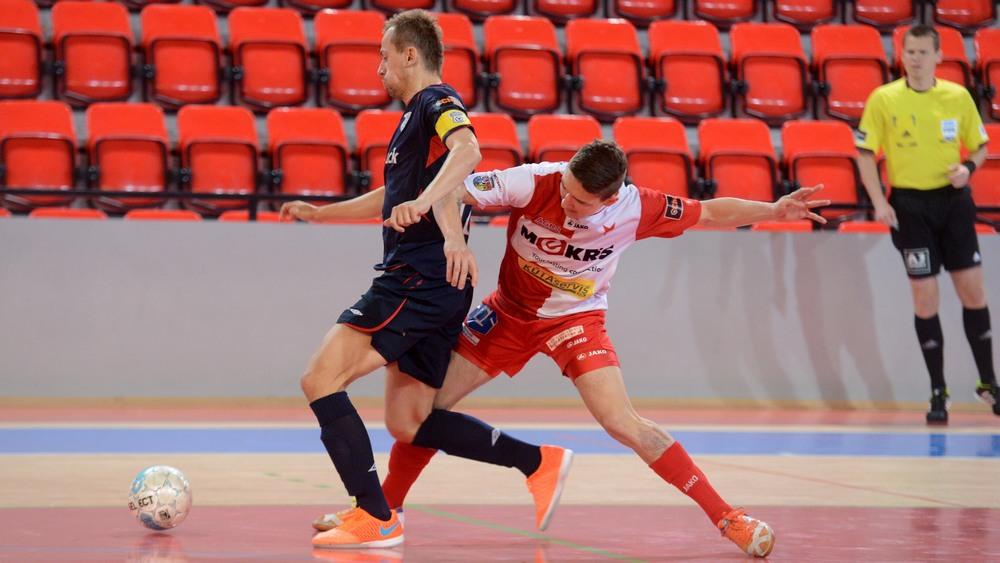 e68cc7377f6b8 Michal Pavlík - Futsalisté Chrudimi v pražském Edenu nezaváhali