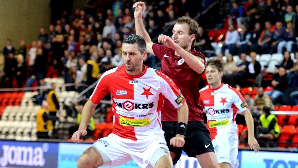 """Slavia Praha Hd: Praha: Derby Pražských """"S"""" Nabídlo Skvělý Futsal! Filinger"""