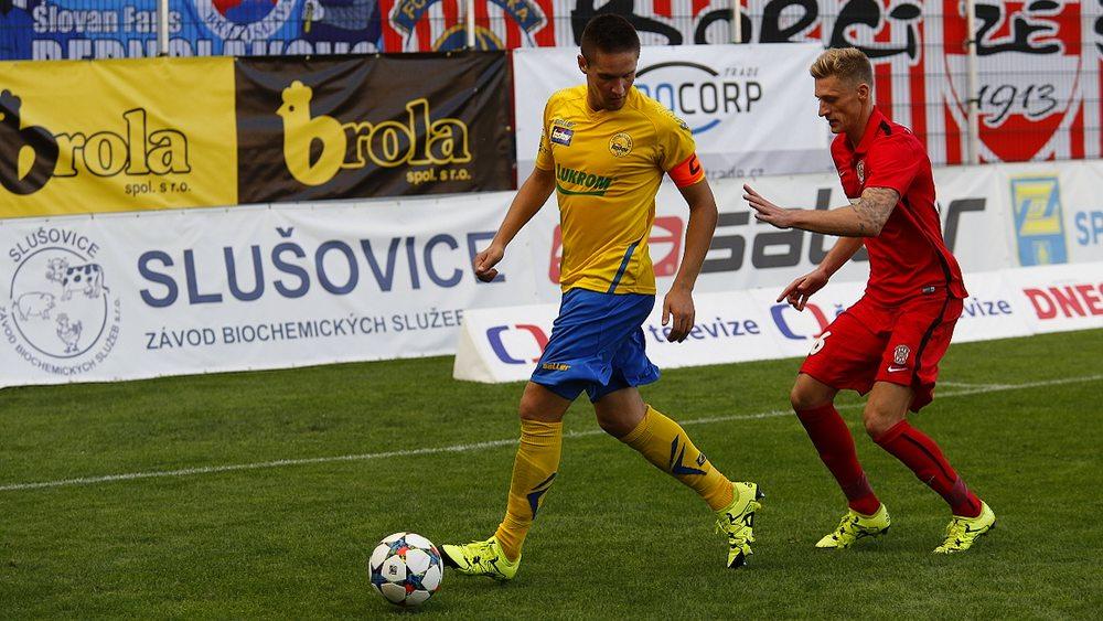 Slavia Praha Hd: Česká Republika: HET Liga, Los Podzimní části! Půlmistr