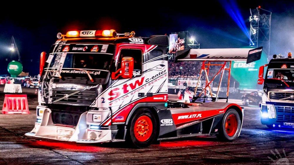 Jedinečná podívaná v Kopřivnici: Na místní polygon zavítá akce léta TATRA Trucks Drift Grand Prix