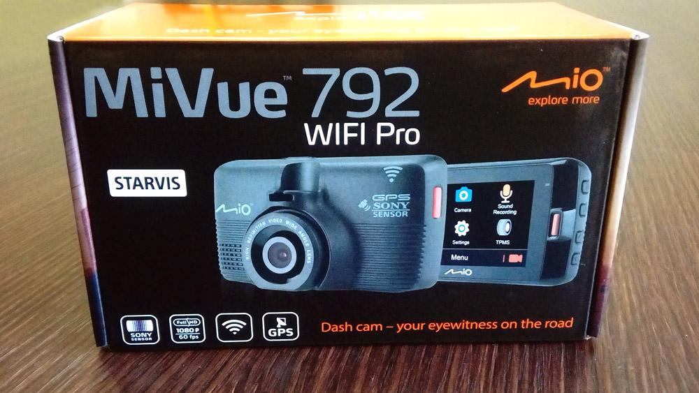 Zbrusu nová autokamerka Mio MiVue 792 je nabitá funkcemi a kvalitou záznamu