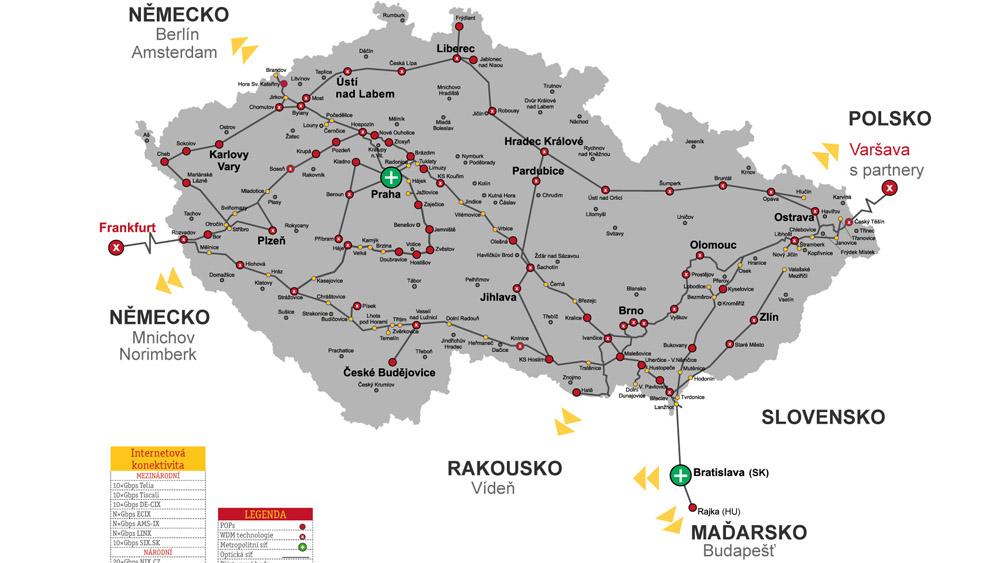 Česká společnost Dial Telecom získala vysoký rating 3A 1 v hodnocení stability společností od Dun & Bradstreet