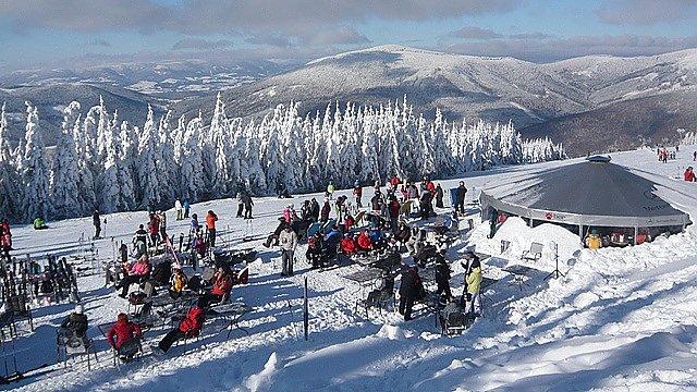 Kouty Apres ski, Zdroj: Ski areál KOUTY
