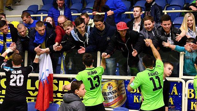 8fdfc14386d2e Zdroj  Michal Pavlík - Futsalisté Teplic zvládli vítězně také čtyřiadvacáté  ligové utkání této sezony
