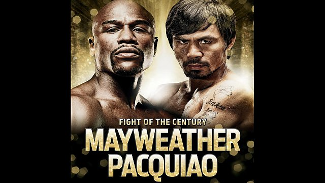 Zápas Mayweather vs. Pacquiao