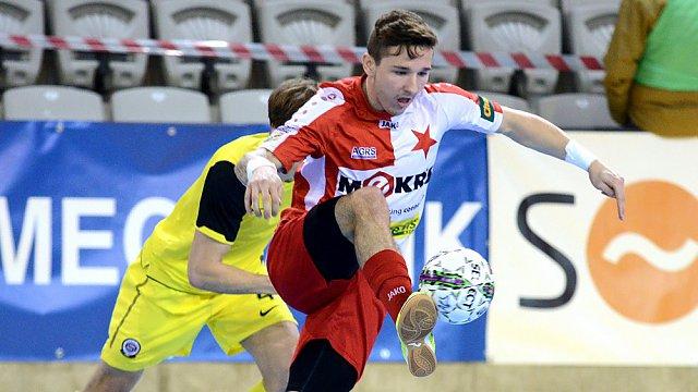 Futsal, Sparta vs. Slavia