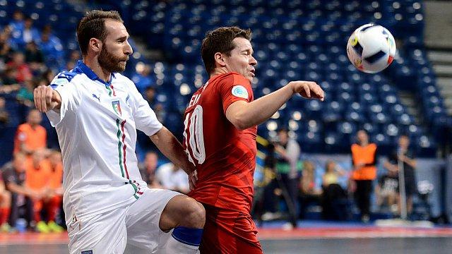 ČR vs. Itálie, EURO 2016, Michal Seidler