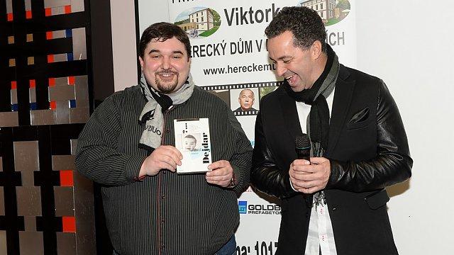 Tomáš Magnusek a Martin Dejdar