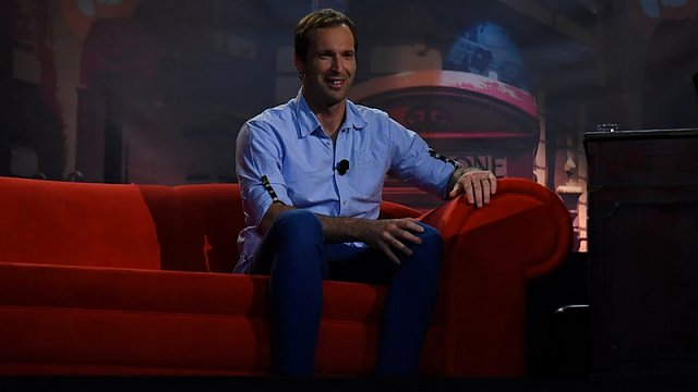 Petr Čech v Show Jana Krause