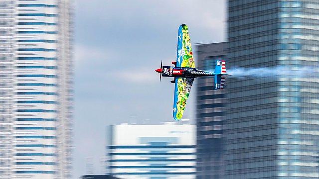 Závěrečný závod Red Bull Air Race v japonské Chibě skončil pro Kopfsteina nešťastným výsledkem. Přesto pozitivně