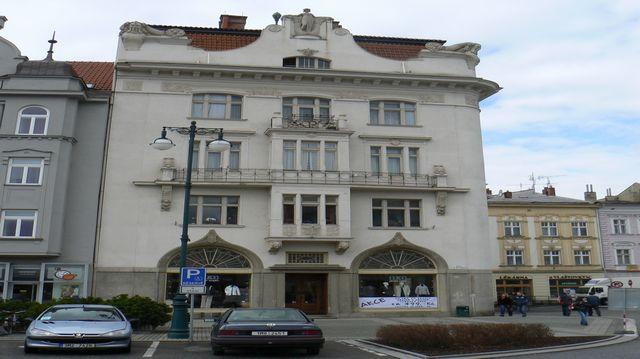 Výsledek obrázku pro Živnostenská banka Prostějov