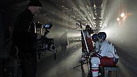 Americká režisérská špička natáčela v Praze spot pro MS v ledním hokeji