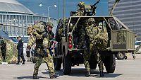 V Brně probíhá mezinárodní veletrh obranné a bezpečnostní techniky IDET 2015