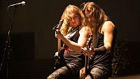 Švédská power metalová kapela Sabaton zavítala do brněnské haly Vodova