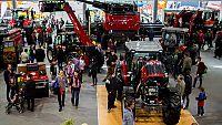 V Brně probíhá mezinárodní veletrh zemědělské techniky TECHAGRO 2016